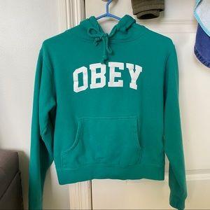 Obey Women's Hoodie